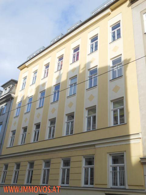 Sehr ordentliche Altbauwohnung Nähe Henriettenplatz /  / 1150Wien 15.,Rh-Fh / Bild 1