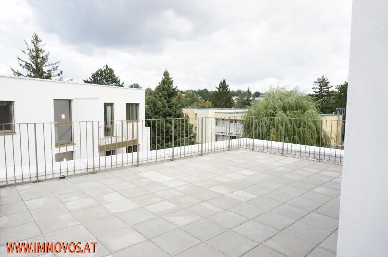 33 m2 Traumterrasse + Erstbezug im grünen Rodaun: 3 Zimmer Wohnung mit sonniger Freifläche zu vermieten + Garagenplatz /  / 1230Wien 23.,Liesing / Bild 1