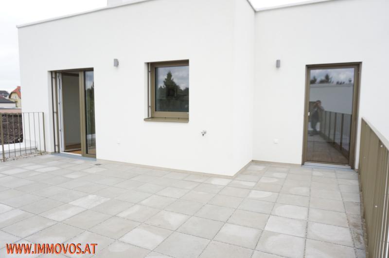 33 m2 Traumterrasse + Erstbezug im grünen Rodaun: 3 Zimmer Wohnung mit sonniger Freifläche zu vermieten + Garagenplatz /  / 1230Wien 23.,Liesing / Bild 6